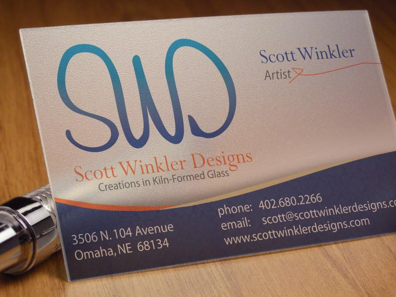 Cutting edge business cards 44 full color business cards 30 mil frosted plastic business cards reheart